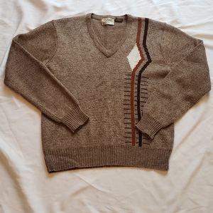 Tops - VTG grandpa or dad sweater acrylic wool